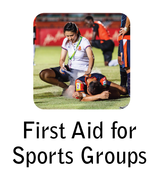 First Aid for Sport Clubs