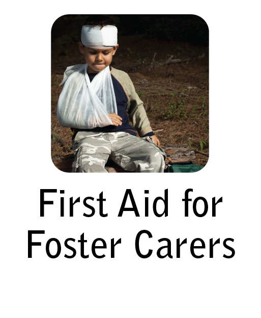 First aid courses for foster carers