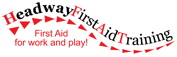 Headway first aid training in the Midlands